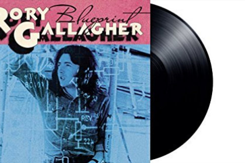 Rory Gallagher Blueprint Vinyl Record