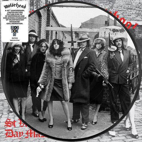 "Motorhead: St.Valentine's Day Massacre 10"" Vinyl Picture Disc"