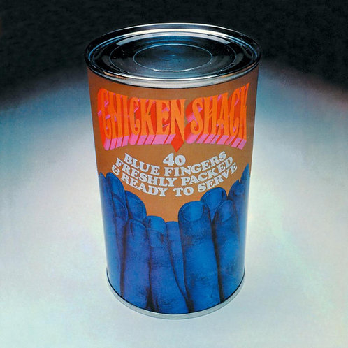 Chicken Shack: 40 Fingers  50th Anniversary Front