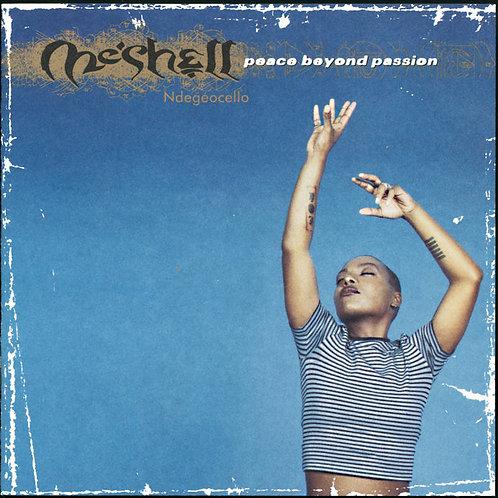 Me'Shell NdegéOcello: Peace Beyond Passion Dlx Ed.Vinyl Record