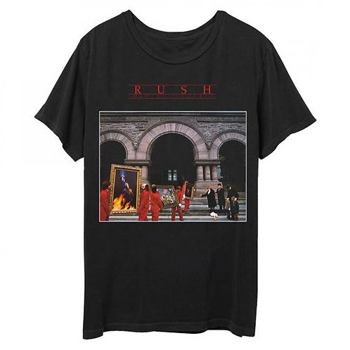 Rush: Moving Pictures T-Shirt