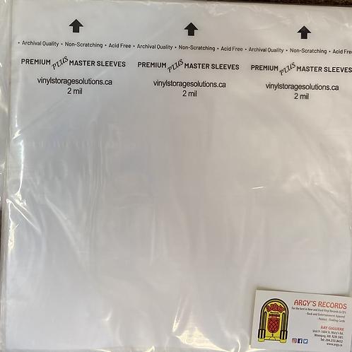2ml Rice Paper Inner Sleeves (25)