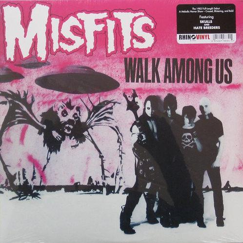 Misfits: Walk Among Us Vinyl Record