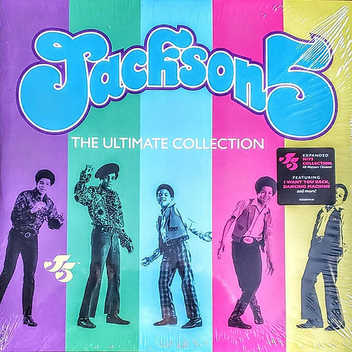 Jackson 5: The Ultimate Collection Vinyl Record