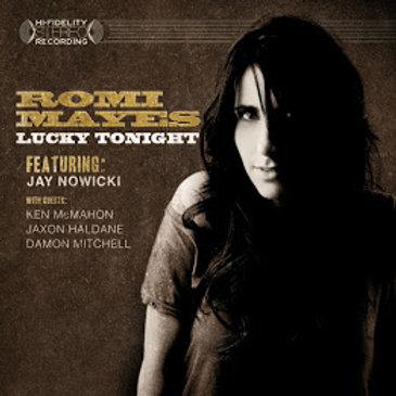 Mayes, Romi (Jay Nowicki): Lucky Tonight Vinyl Record