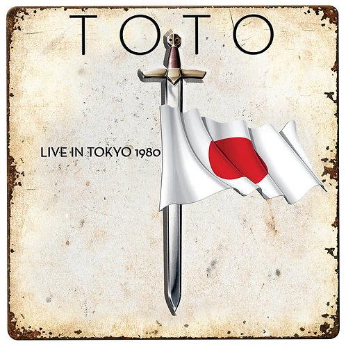 Toto: Live In Tokyo 1980 Vinyl Record RSD
