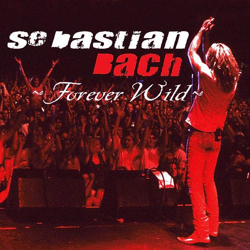 Sebastian Bach: Forever Wild Double Vinyl Record