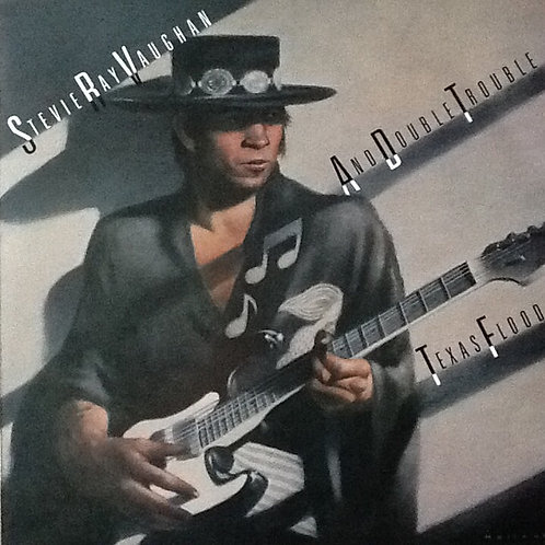 Vaughan, Stevie Ray And Double Trouble: Texas Flood Vinyl Record