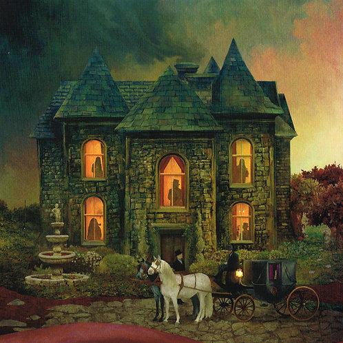 Opeth: In Cauda Venenum Vinyl Record front cover