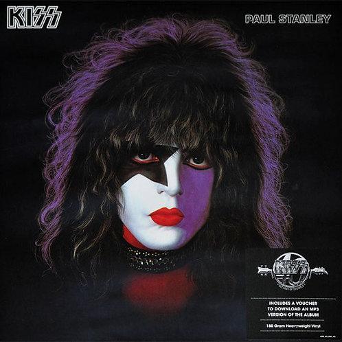 Paul Stanley Solo Album Vinyl Record (Kiss)