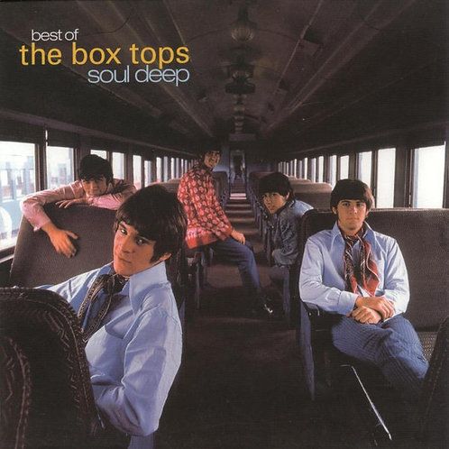 The Box Tops: Soul Deep Best Of Vinyl Record