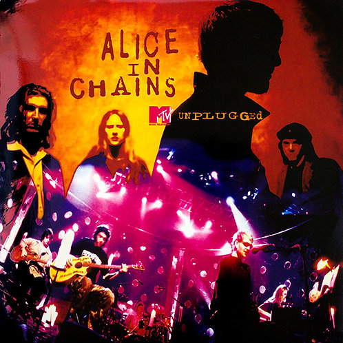 Alice In Chains: MTV Unplugged Vinyl Record