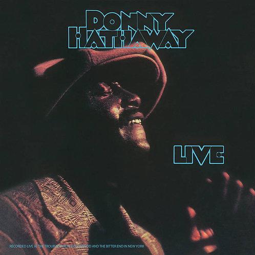 Donny Hathaway Live:  Vinyl Record