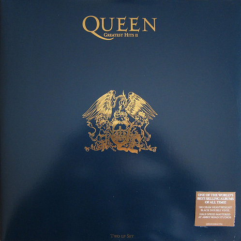Queen Greatest Hits Volume 2  front cover