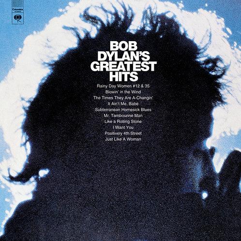 Bob Dylan: Greatest Hits Vinyl Record
