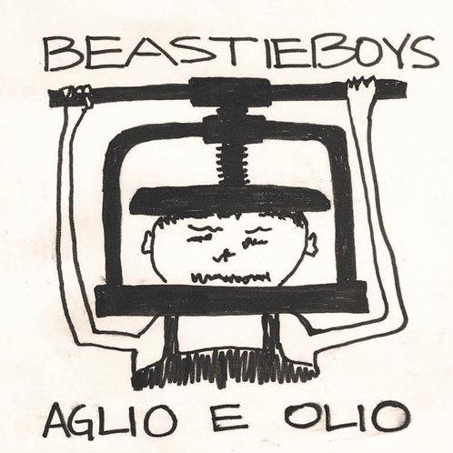 Beastie Boys: Aglio E Olio Vinyl Record