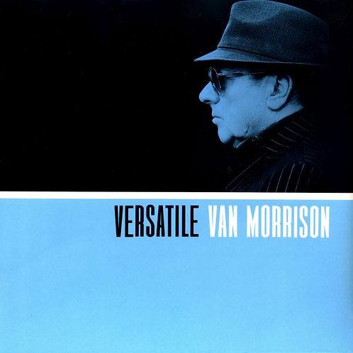 Van MOrrison Veratile vinyl record front cover