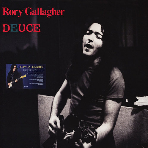 Rory Gallagher: Deuce Vinyl Record