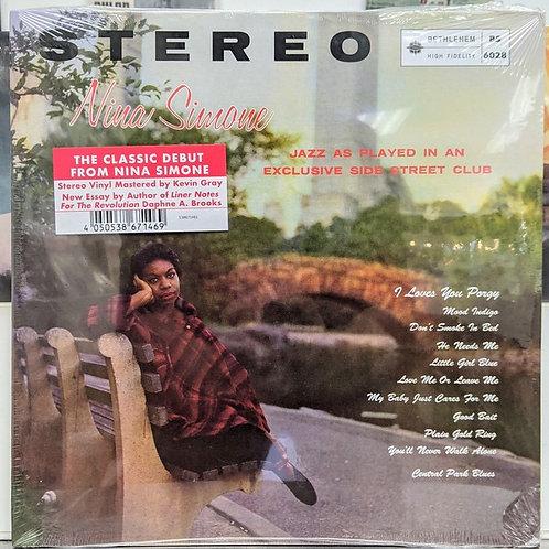 Nina Simone Debut Vinyl Record (Kevin Gray)