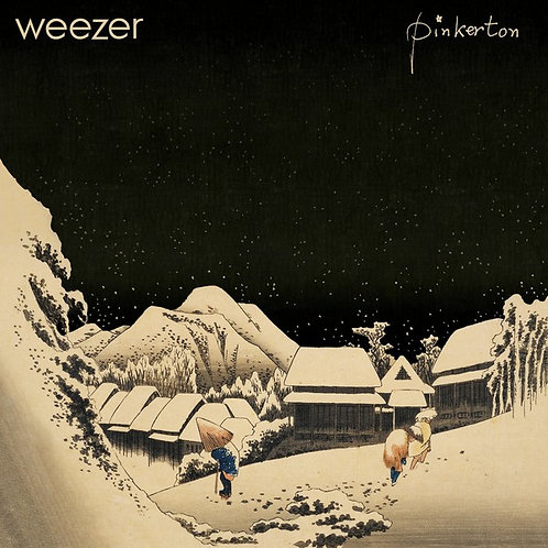 Weezer: Pinkerton Vinyl Record