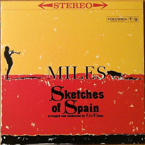 Miles Davis: Sketches Of Spain Vinyl Record