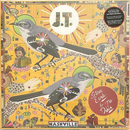 Steve Earle: J.T. Vinyl Record