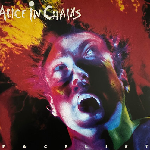 Alice In Chains :Facelift Vinyl Record