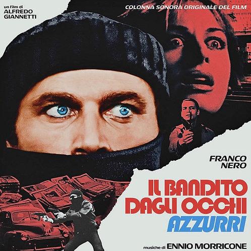 Ennio Morricone: The Blue Eyed Bandit Vinyl Record