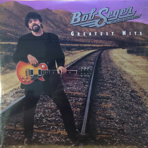 Bob Seger: Greatest Hits Vinyl Record
