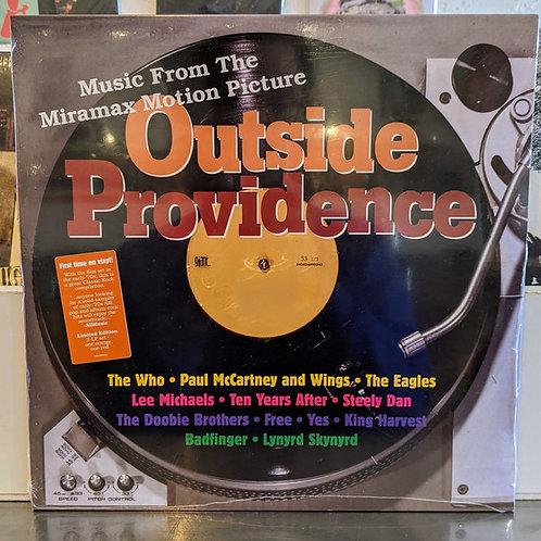 Outside Providence Vinyl Record Soundtrack