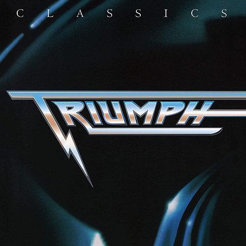 Triumph: Classics Vinyl Record Front cover
