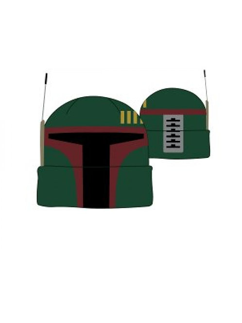 Star Wars Boba Fett Helmet Winter Hat