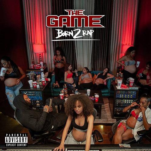 The Game:Born 2 Rap Vinyl Record RSD