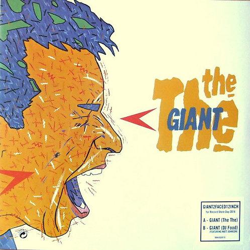 "The The Giant 12"" Vinyl Record"