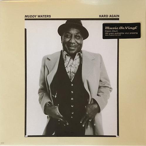Muddy Waters – Hard Again Vinyl 180gr Record (MOV)