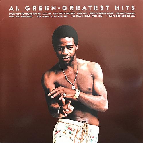 Al Green: Greatest Hits Vinyl Record