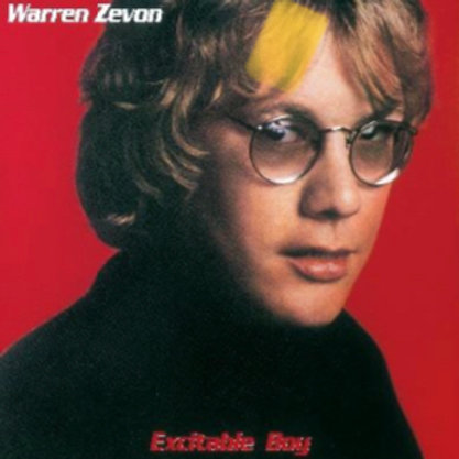 Warren Zevon: Excitable Boy Vinyl Record