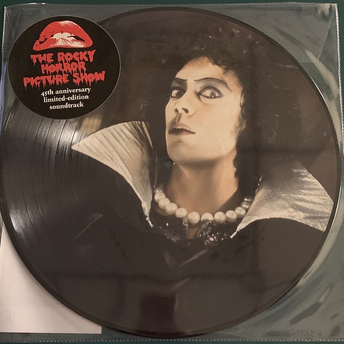 Rocky Horror Picture Show 45th Anniversary Picture Disc
