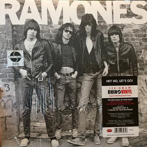 The Ramones S/T Vinyl Record