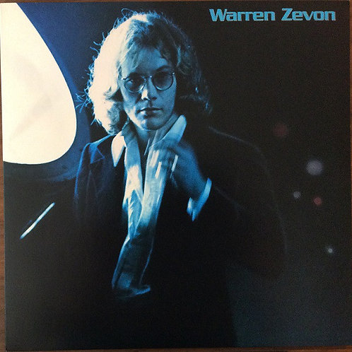 Warren Zevon S/T Record