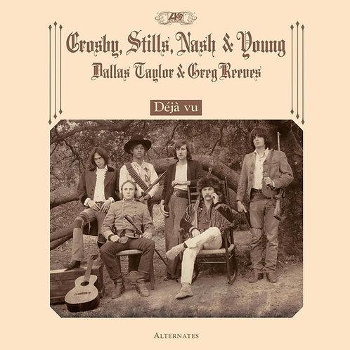 Crosby, Stills, Nash & Young: Deja Vu Alternates Vinyl Record