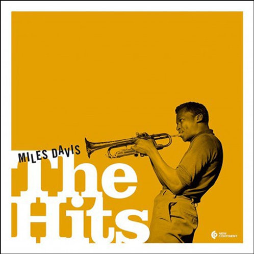 Miles Davis The Hits Vinyl Record  Front Cover
