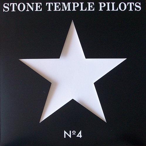 Stone Temple Pilots No.4 White Vinyl Record