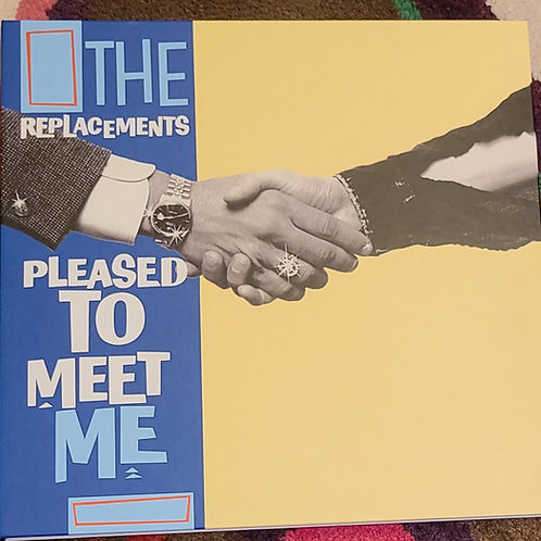 The Replacements: Please To Meet Me Deluxe Box Set