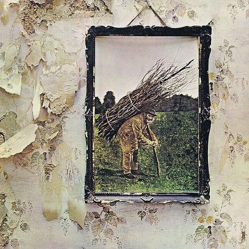 Led Zeppelin IV ZOSO Double Album