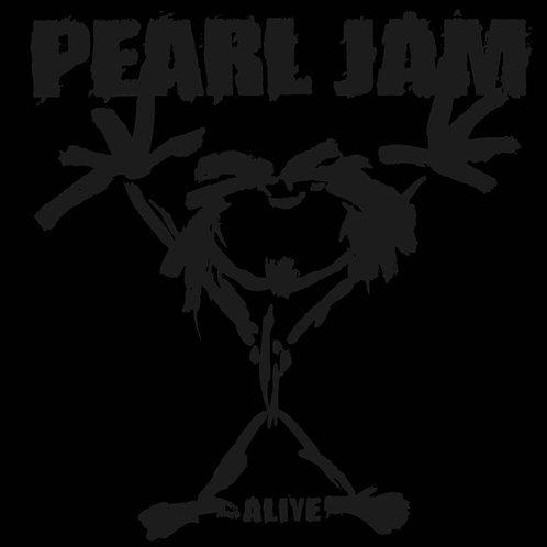 """Pearl Jam: Alive 12"""" Ltd. Vinyl"""