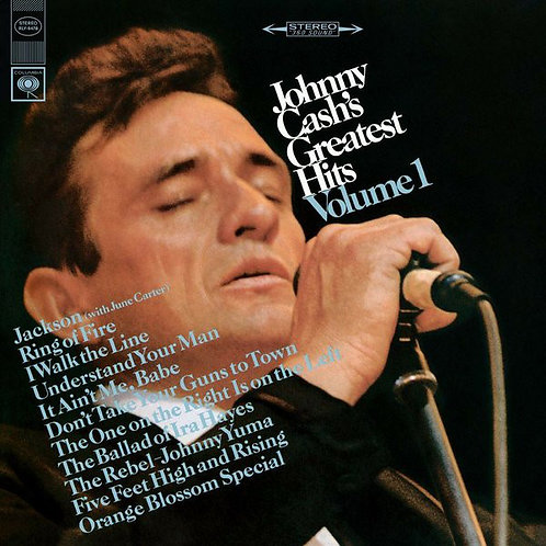Cash, Johnny: Greatest Hits Volume 1