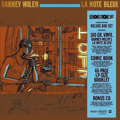 Barney Wilen: La Note Bleue Deluxe Box set
