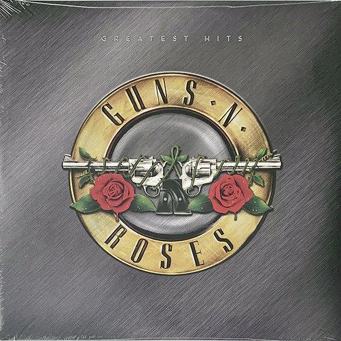 Guns N' Roses Greatest Hits Black Vinyl