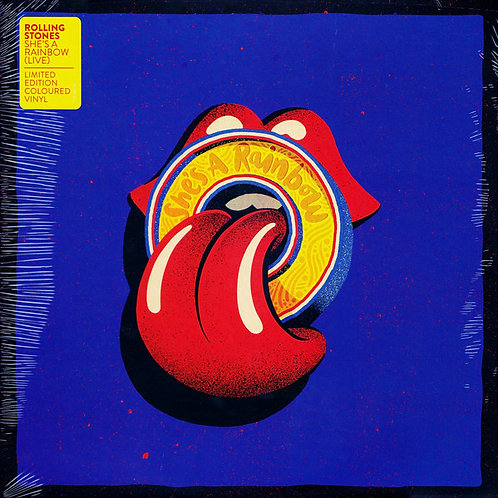 Rolling Stones She's a Rainbow front cover RSD